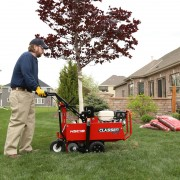 The Classen Hydro-Drive Pro Sod Cutter is the most compact and maneuverable sod cutter in the industry!