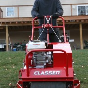 Classen PowerSteer Aerator with power steering