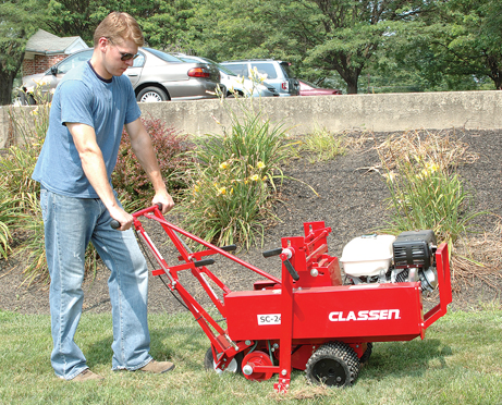 how to build a sod cutter