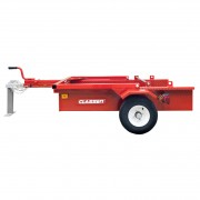 The Classen Trailer makes for easy loading and transport of all Classen Turf Equipment
