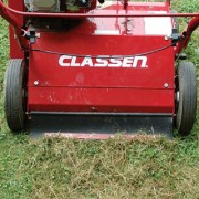 Classen Turf Rake Removes Choking Thatch