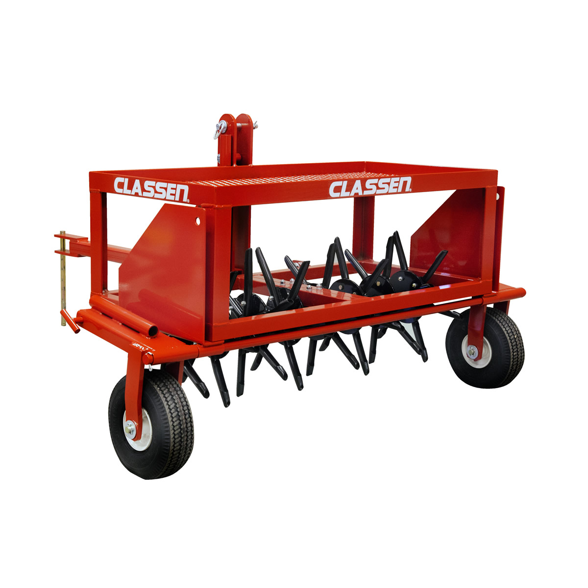 Classen Tow Behind Aerator