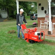 The Classen Gear-Drive Sod Cutter makes sod cutting easy; leaving level ground to build a new path, walkway, patio, or to establish new flower beds.