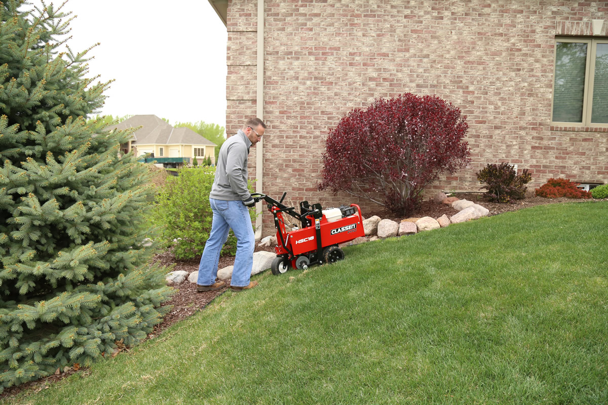 ryan sod cutter how to use